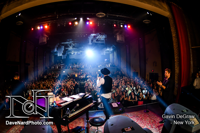 Gavin DeGraw - New York - David Nardiello Photgraphy