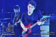 John Mayer - Madison Square Garden, New York - David Nardiello Photgraphy