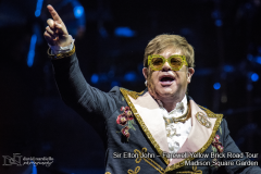 Elton John – Farewell Yellow Brick Road Tour  – Madison Square Garden